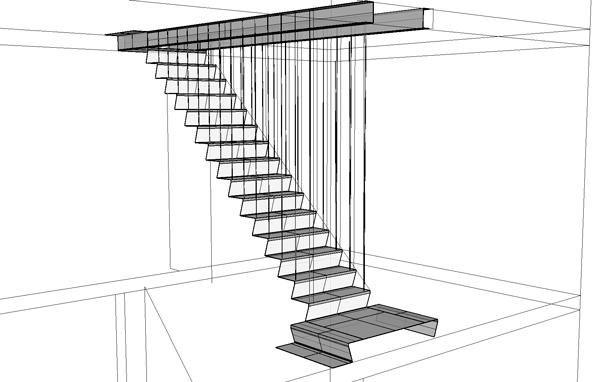 pending_steel_metal_staircase_Rhino_3D_AD&C_denturck