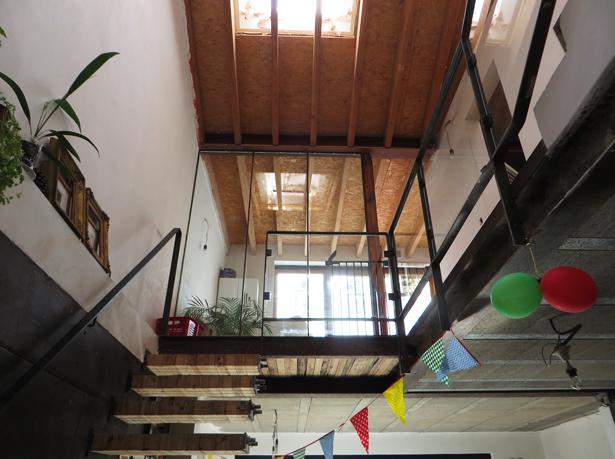 keuken-trap-tussenwand-balustrade-metaalschrijnwerk